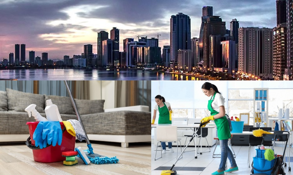 Cleaning Service in Sharjah