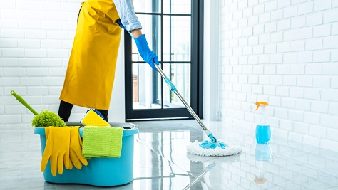 Building Cleaning Services Sharjah
